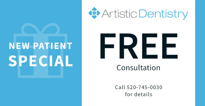 New Patient Special: FREE Consultation (Call 520-745-0030 for details)